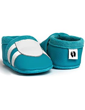 little foot company®, handgemachte Markenqualität aus Deutschland, weiches Komfortleder, Krabbelschuhe, Babypuschen...