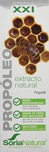 Soria Natural Extracto de Propóleo Fórmula XXI - 50 mililitros