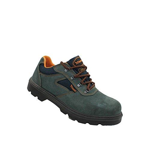 CPO princetown s1P chaussures de travail chaussures chaussures berufsschuhe businessschuhe plat vert Vert - Vert