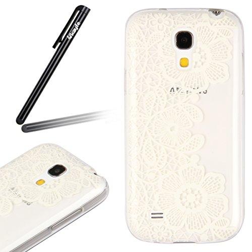 Coque pour iPhone 6s, Ultra Mince Coque de Protection en Silicone et TPU pour iPhone 6s, iPhone 6s Coque Etui Silicone Housse, iPhone 6 Coque Etui Silicone Housse, iPhone 6s Silicone Case Cover, Ukayf Trois Chrysanthème