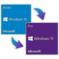 PC-Upgrade Windows 10 Home auf Windows 10 Pro 64bit (Achtung: Nur für M & M COMPUTER PC-Systeme)