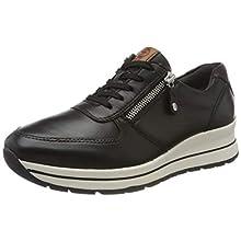 Tamaris Damen 1-1-23740-24 Sneaker, Schwarz (Black 001), 39 EU