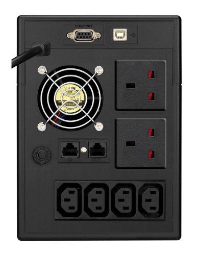 Best Saving for FSP 1500VA UPS 4x IEC 2x UK RJ11 RS232 USB Socket Review