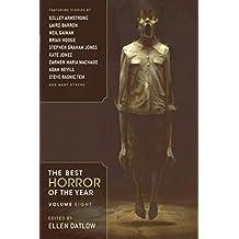 Best Horror of the Year (Best Horror of the Year Book 8)