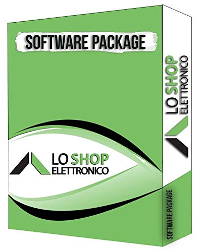 10X Windows 10 Pro Professional DVD 64 Bit + Licenza Sticker Coa Product Key - OEM PACK ITALIANO - Versione Completa | Venditore Business | Lo Shop Elettronico | FQC-08913