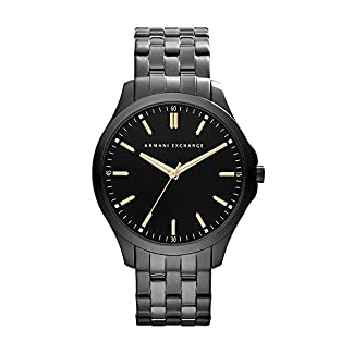 Un/X Armani intercambio Smart LP reloj de acero inoxidable