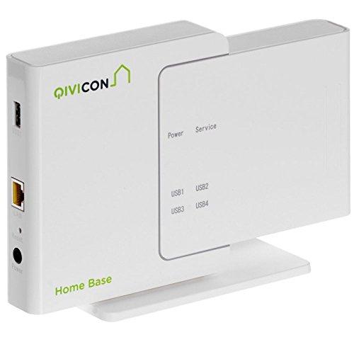 Deutsche Telekom Qivicon Smart Home Basis (Home Base inkl....