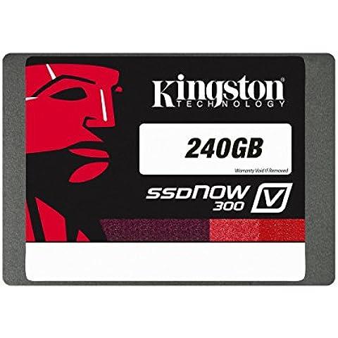 Kingston SSDNowV300 - Disco duro interno de 240 GB (2,5