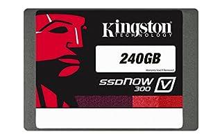 Kingston - SSDNow V300 - 240 Go - Disque Flash Interne (B00A1ZTZNM) | Amazon price tracker / tracking, Amazon price history charts, Amazon price watches, Amazon price drop alerts
