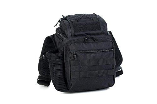 20L Liter wasserdichte Tasche, SLR Kamera Camo Geldbörsen, IPAD Tasche, Wandern zu Fuß Digital Camo Taschen, Taschen, Geldbörsen Fahrrad camping Black