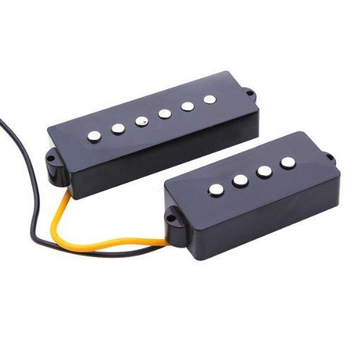 DN 5 corde Noiseless Pickups Set For elettrico Precision Bass