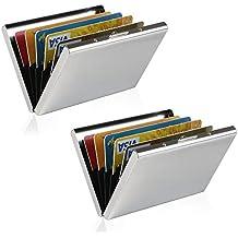 Tarjetero para Tarjetas de Crédito/Visita/Monedero/Lucha contra RFID Scanning – Genial