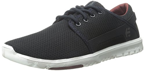Etnies  Scout, Sneakers Basses homme Bleu - Blau (465/NAVY/RED/WHITE)