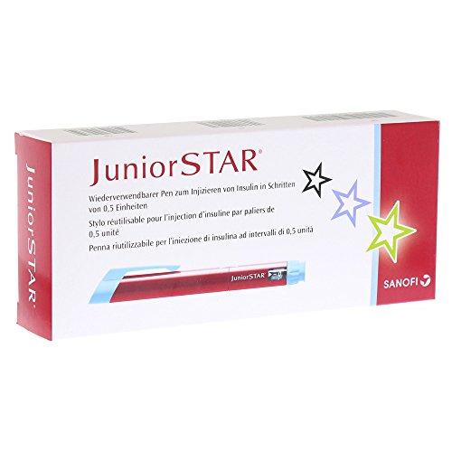 juniorstar-injektionsgerat-rot-1-st
