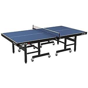 """La fédération internationale de tennis de table de ping-pong sTIGA «optimum 30 """"avec filet"""