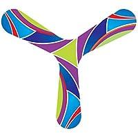 Boomerang ambidextre, modèle Fengshui, pour toute la famille dès l'âge de 9 ans