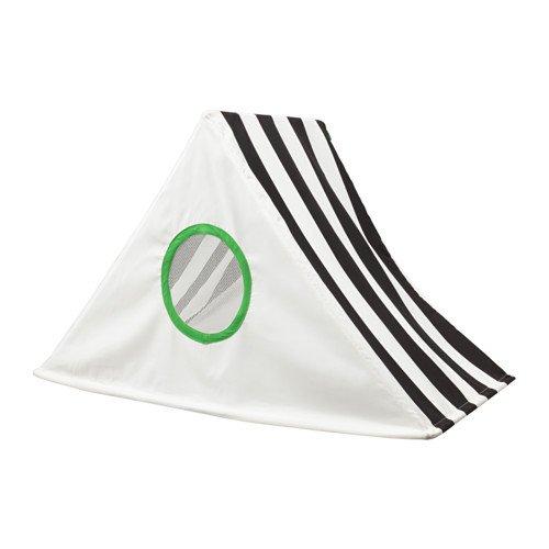 Ikea hemmahos schwarz/weiß Betthimmel