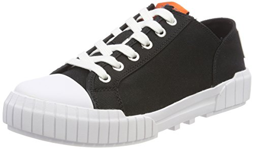 Calvin Klein Jeans Bianca Nylon, Sneakers Basses Femme