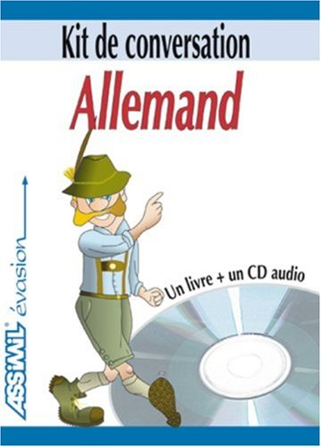Allemand ; Guide + CD Audio