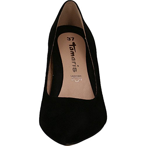 Tamaris Damen 22484 Pumps Schwarz (Black 001)