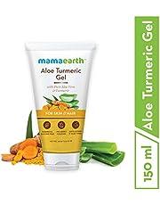 Mamaearth Aloe Vera Gel From 100 Pure Aloe Vera For Face Sk