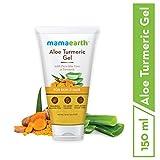 Mamaearth Aloe Vera Gel From 100% Pure Aloe Vera For Face, Skin