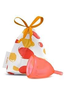 LadyCup Tangerine Tango taille S(mall) - Coupe Menstruelle - tangerine tango - 028