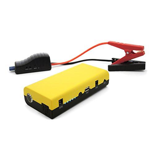 MAXTOOLS JSL260 Avviatore di emergenza al litio e caricabatteria, 12 V, 500 A