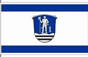 Hissflagge Wächtersbach - 120 x 200cm - Flagge und Fahne