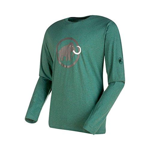 Mammut Herren Longsleeve Logo (Mammut Logo-shirt)