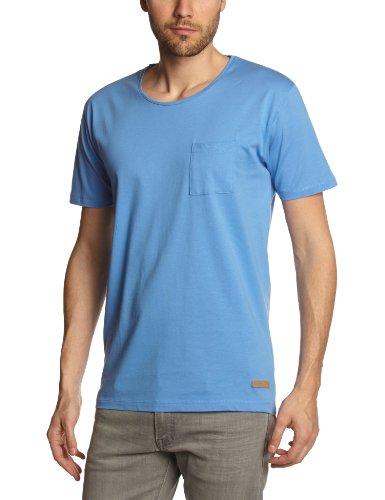 SELECTED HOMME Herren T-Shirt Dave ss o-neck NOOS Violet (Provence)