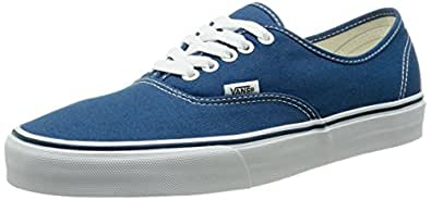 Vans AUTHENTIC, Sneaker Unisex adulto, Blu (blue/marshmallo), 34.5