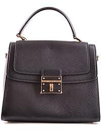 Dolce E Gabbana Mujer MCBI099371O Negro Cuero