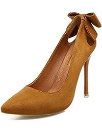 Chaussures automne à fermeture éclair grises femme