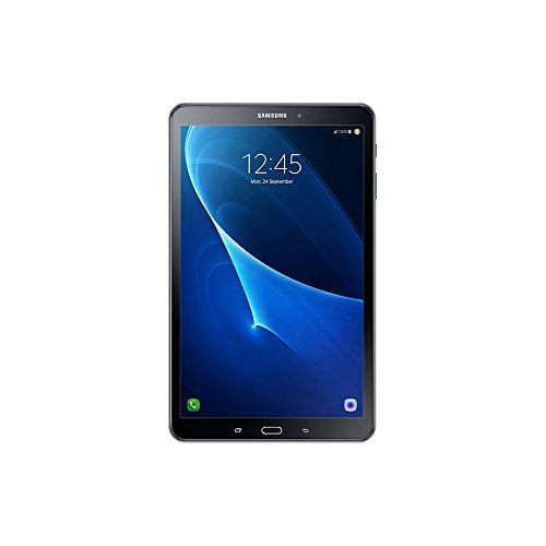 Samsung SM-T580NZKAXEO Tablet Android 5.0, 25,7 cm (10,1 Zoll) weiß/schwarz