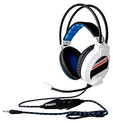 Indeca Space Squadron Universal Gaming Headset (PS4/Xbox One/Switch/PC/Mac) from Indeca