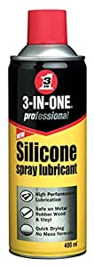 wd 40 400 ml silicone spray lubricant electronics. Black Bedroom Furniture Sets. Home Design Ideas