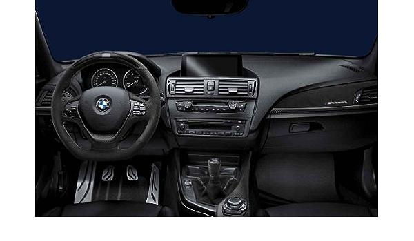 Bmw M Performance Lenkrad Alcantara M Carbonblende Und Race Display Für Fahrzeuge Mit Sport Automatikgetriebe Auto