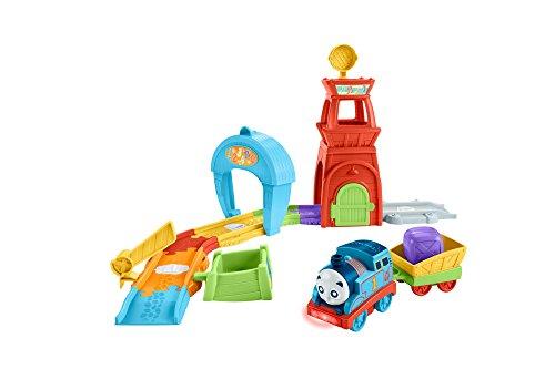 El Tren Thomas fwc92–Torre de Auxilios–Pista juguete 1–5años