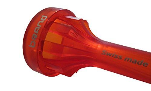 Michael Brand BMtb-4A-L-Rojo Boquilla para trombón / Cor 4A L Rojo