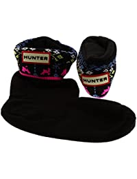 Calcetines niña para Botas Agua Hunter Socks Kids Arcade Cuff