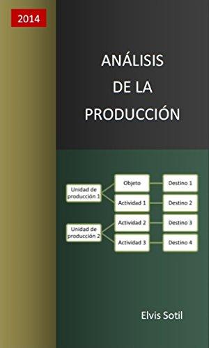 Análisis de la producción por Elvis Sotil