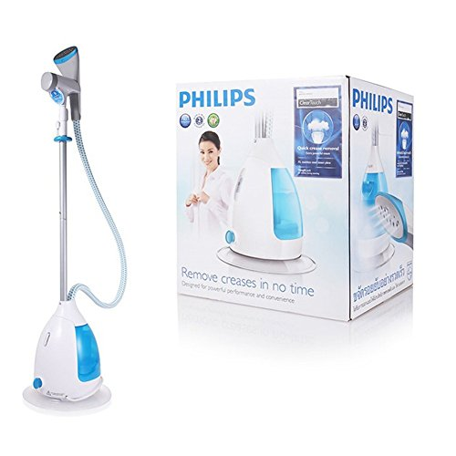 Philips ClearTouch Garment Steamer 2000W Blue - GC534