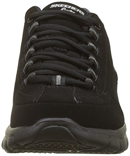 Skechers Damen Synergy-Trend Setter Low-Top Schwarz (Bbk)