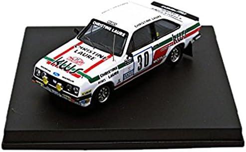 Trofeu - 1804 - Véhicule Miniature - Modèle À À À L'échelle - Ford Escort Rs 2000 - Monte Carlo 1979 - Echelle 1/43 | Respectueux De L'environnement  ef2479