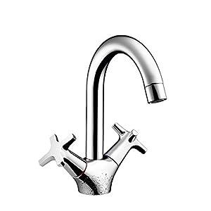 Hansgrohe 71122000mezclador de lavabo mysport de lavabo cromo