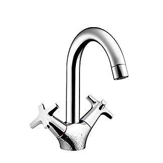 41lqttZ6QuL. SS324  - Hansgrohe 71122000mezclador de lavabo mysport de lavabo cromo