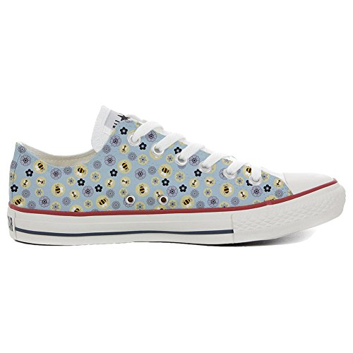 1531e6daf434 Converse All Star Zapatos Personalizadas Unisex (Producto Customized) Api    Fiori Size 36 EU
