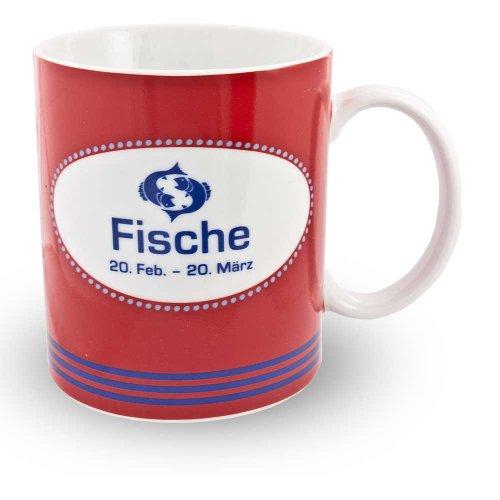 41lqv2MDkqL Sternzeichen Fische Kaffeetasse Becher Tasse