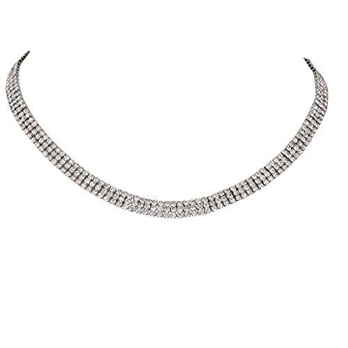 lux-zubehor-pave-kristall-brautschmuck-braut-hochzeit-brautjungfer-choker-halskette